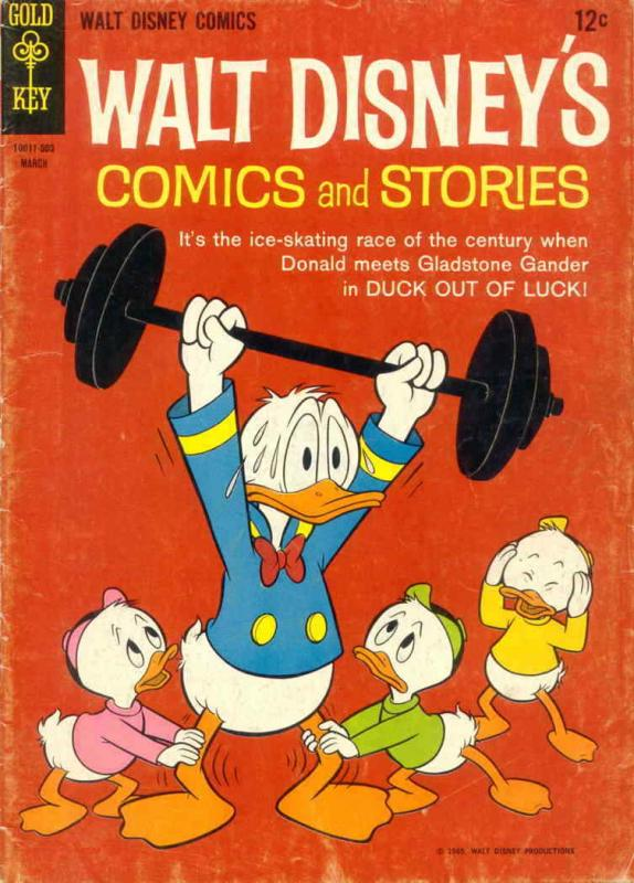 Walt Disney's Comics and Stories #294 FN; Dell | save on shipping - details insi