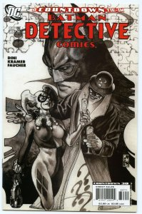 Detective Comics 837 Dec 2007 NM- (9.2)