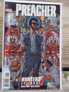 Preacher 17 VF/NM  Hunters Epilogue