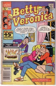 Betty and Veronica   vol. 2   #  8 GD