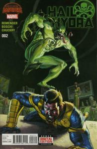 Hail Hydra #2 VF; Marvel | save on shipping - details inside