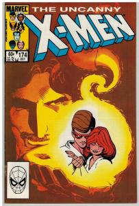 X MEN 174 F-VF Oct. 1983