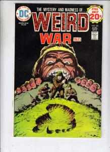 Weird War Tales #28 (Aug-74) VF+ High-Grade