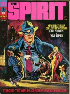 The SPIRIT Magazine #1 2 3 4 5 6 7 8 9 10 11-41, VF/NM, 1974, 41 issues, Warren