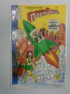 Normalman #1 4.0 VG (1984 Aardvark-Vanaheim)