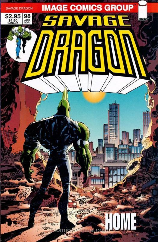 Savage Dragon, The #98 FN; Image | save on shipping - details inside