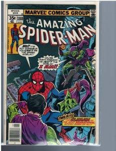 The Amazing Spider-Man #180 (1978)