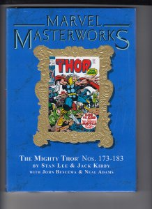 Marvel Masterworks MMW 146 Mighty Thor Limited Variant NEW in Shrink Wrap