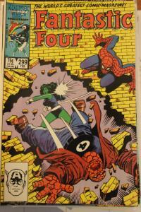 Fantastic Four 299 NM