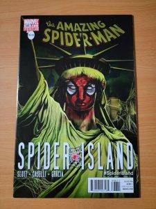 Amazing Spider-Man #666 ~ NEAR MINT NM ~ 2011 Marvel Comics