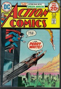 Action Comics #436 (DC, 1974)