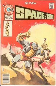 SPACE 1999 (1975-1976) 2 VF Jan. 1976 COMICS BOOK