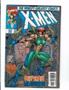 Lot of 2 X-Men Marvel Comics #68 107 JB1