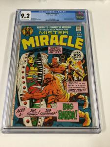 Mister Miracle 4 Cgc 9.2 Ow/w Pages 1st First Apprarance Of Big Barta Dc Comics