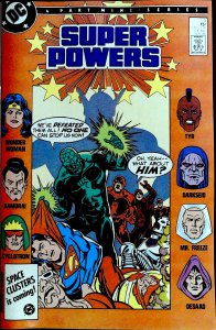 Super Powers  #3 (1986)
