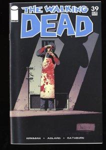 Walking Dead #39 NM 9.4 1st Judith Grimes
