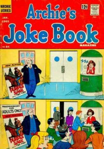Archie's Jokebook Magazine #84 VG; Archie | low grade comic - save on shipping -