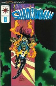 Shadowman (1992 series) #29, NM (Stock photo)