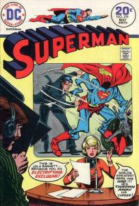 Superman (1939 series) #275, Fine (Stock photo)