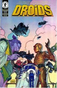 Star Wars: Droids (1994 series) #2, VF+ (Stock photo)