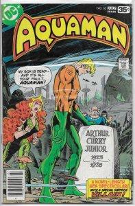 Aquaman   vol. 1   #62 GD