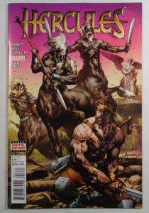 Hercules #3 Marvel 2016