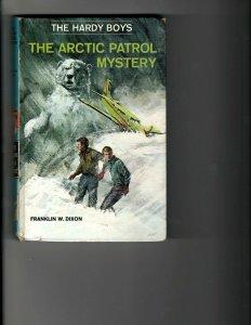 3 Books The Arctic Patrol Mystery Peanuts Every Sunday I Never Promised JK10