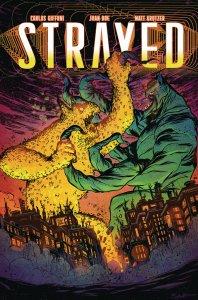 STRAYED #5 (OF 5) CVR B GREENE