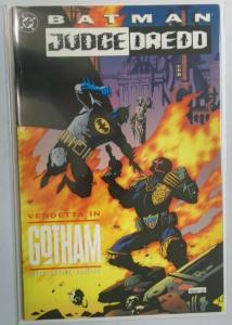 Batman Judge Dredd Vendetta in Gotham #1, 6.0/FN (1993)
