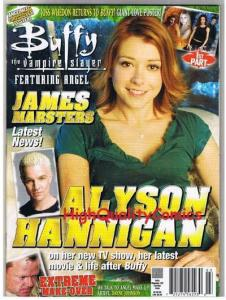BUFFY the VAMPIRE SLAYER MAGAZINE #23, NM, Alyson, 2006, more mags in store
