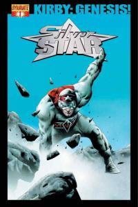 Kirby Genesis: Silver Star #1B VF; Dynamite | save on shipping - details inside