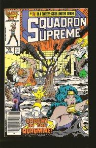 Marvel Comics Squadron Supreme #10 (1986)
