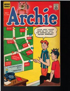 Archie #165 (1966)
