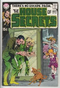 House of Secrets #85 (May-70) VG+ Affordable-Grade