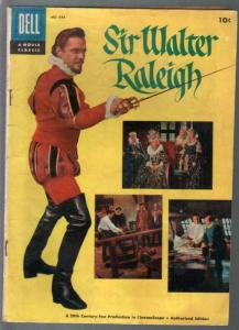 Sir Walter Raleigh-Four Color Comics #644 1955-Dell-Richard Todd-VG
