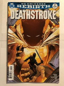 Deathstroke #2 (2016) - Rebirth