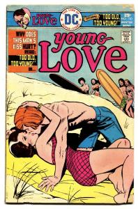 Young Love #120 1976 comic book Bronze Age DC Romance  Jay Scott Pike cover