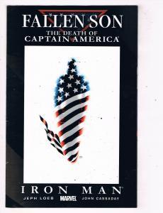 Fallen Son The Death Of Captain America #5 VF Marvel Comics Comic Book DE48