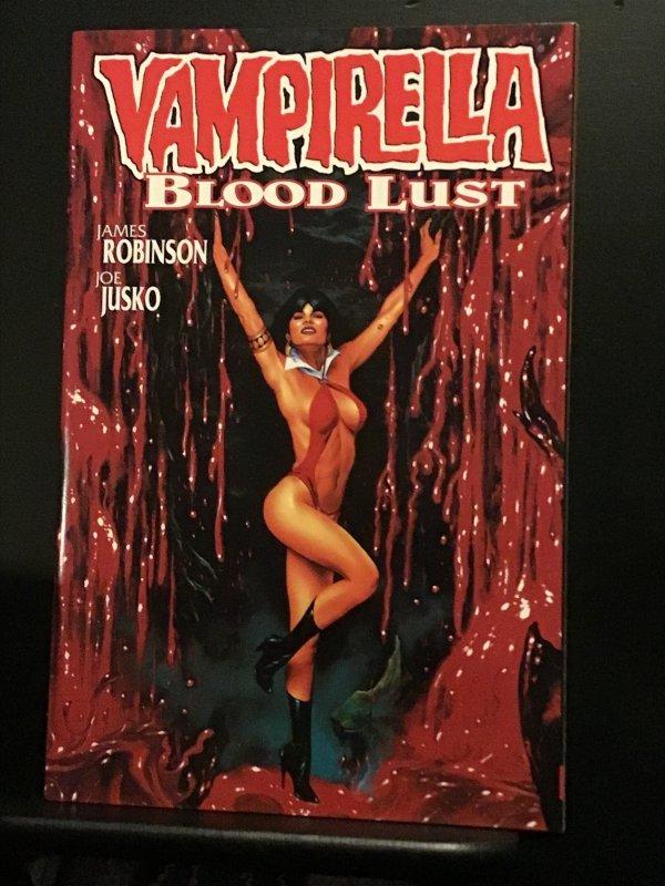 Vampirella: Blood Lust #2 (1997) Super-high-grade key! NM Wow!