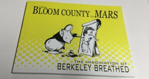 From Bloom County To Mars The Imagination Of Berkely Breathed Nm Near Mint IDW