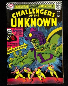 Challengers of the Unknown #53 (1967)