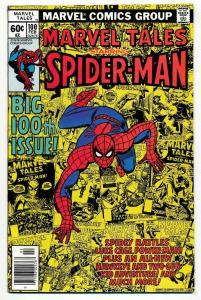 Marvel Tales SPIDER-MAN #100 ~ Marvel Comics Group 1978 ~ F/VF (PF342)