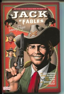 Jack Of  Fables: Turning Pages-Brad Meltzer-Bill Willingham-2008-PB-VG/FN