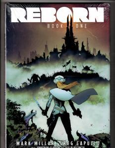 Reborn Book One Image Comics HARDCOVER SEALED Graphic Novel Comic Book J299