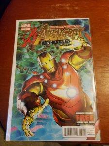 Avengers #31 (2012)