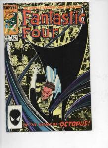 FANTASTIC FOUR #267 VF/NM Dr Octopus Byrne 1961 1984 Marvel, more FF in store