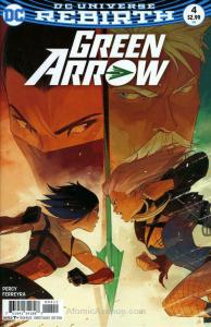 Green Arrow (6th Series) #4 VF/NM; DC | save on shipping - details inside