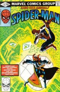 Amazing Spider-Man (1963 series) Annual #14, Fine+ (Stock photo)