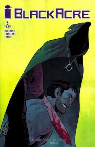 Blackacre #5 VF/NM; Image | save on shipping - details inside