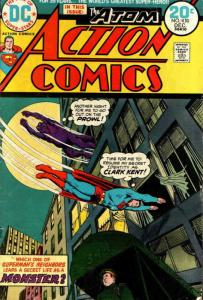 Action Comics #430 VG; DC | low grade comic - save on shipping - details inside